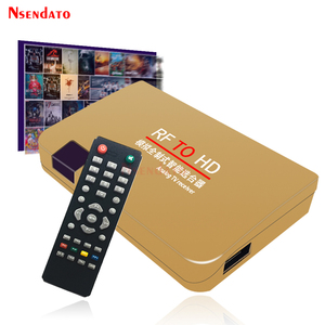 Image 2 - RF To HD All Standard Converter HD To Radio Frequency Signal RF to HD Transmitter Signal Analog TV Receiver Adapter for TV