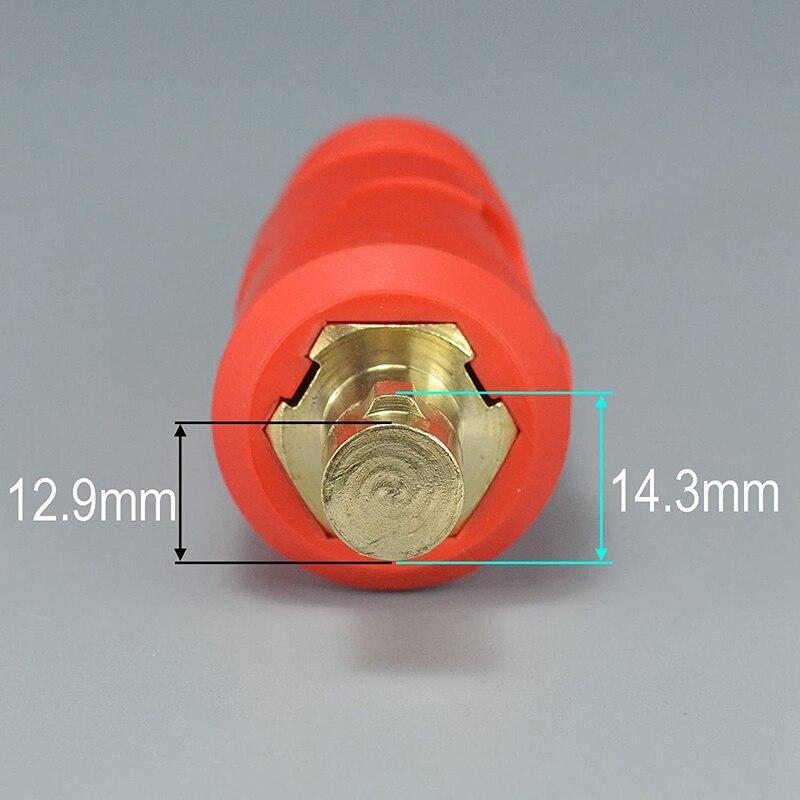 BEAU-TIG conectores de placa de cabo de