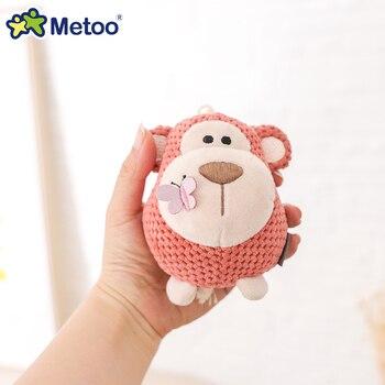 Мягкая игрушка-брелок Metoo 4