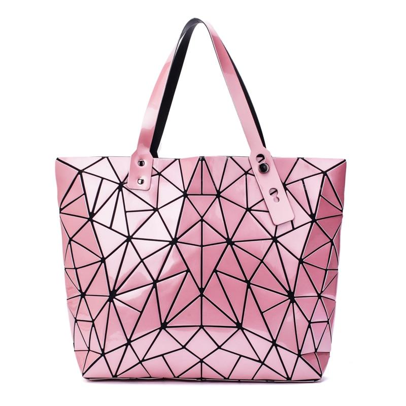 Hot Sale Bao Bags For Women 2019 Fashion Handbag Beach Bag Geometric Crossbody Bags For Women Purse Summer Shoulder Bag