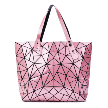 Hot Sale Bao Bags For Women 2019 Fashion Handbag Beach Bag Geometric Crossbody Purse Summer Shoulder