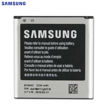 SAMSUNG Original Replacement Battery B740AE B740AC For Samsung S4Zoom C105K C105A C101 C1010 C105 2330mAh Mobile Phone
