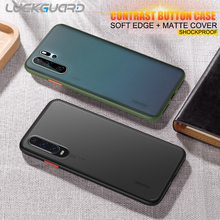 цена на Translucent Case For Huawei P20 P30 Lite Mate 20 30 V30 Pro Honor 20 Nova 5 5i 6 se Y6 Y7 Y9 2019 Case Cover Silicone Shockproof