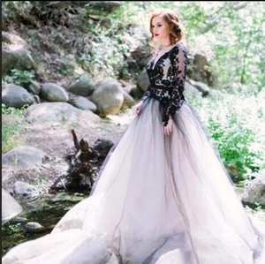 Waulizane Wedding-Dresses Custom-Made NEW of Link Contact Please According-To-Cutsomer's-Request