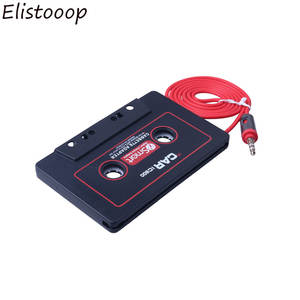 Converter Cassette-Tape Cd-Player Aux Cable iPod Magnetic iPhone Car MP3 for MP3/4 New