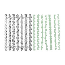 Naifumodo Dies Flower Lace Border Frame Metal Cutting Cover for DIY Scrapbooking Card Album Embossing Die Cut New