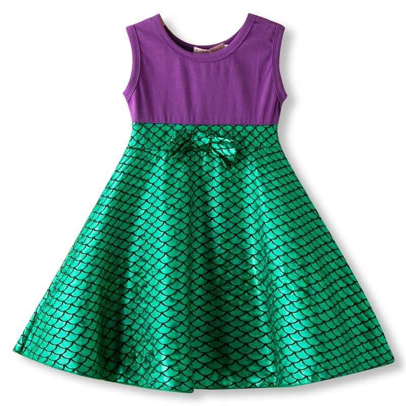 Платье для девочек 3, 4, 5, 6, 7, 8 лет Платья принцессы Белоснежки костюм Белль для маленьких девочек вечерние детские летние платья для девочек