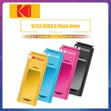USB 3,1 Kodak K233 usb флеш-накопитель 16 ГБ 32 ГБ 64 Гб 128 ГБ 256 ГБ мини-накопитель USB 3,0 Стик