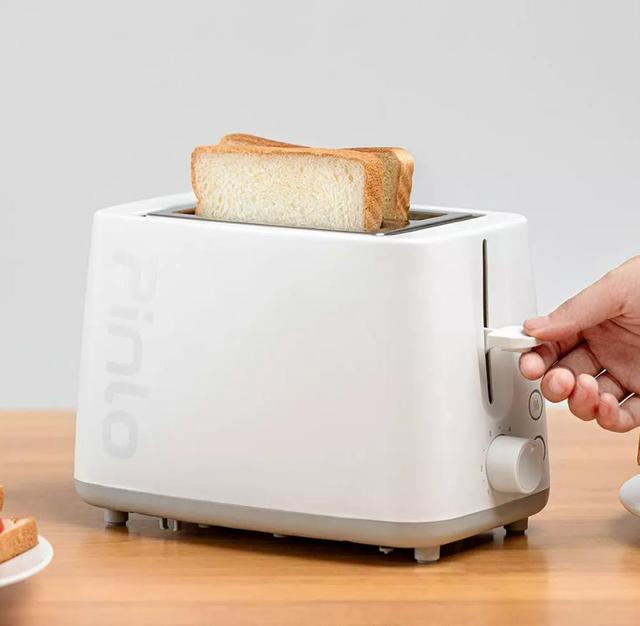 Xiaomi Pinlo Toaster Fast Heating Double-sided Double-slot Active Grill Defrosting Heating Dual Function For Smart Home 5