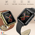 Смарт-часы M5  1 54 дюймов  экран IPS  монитор сердечного ритма  артериального давления  для здоровья  M5  2019