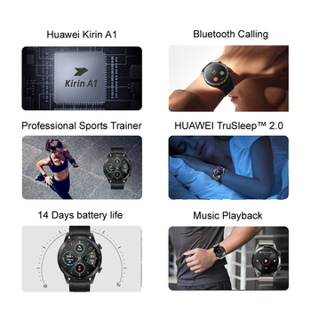 Смарт-часы HONOR Magic Watch 2