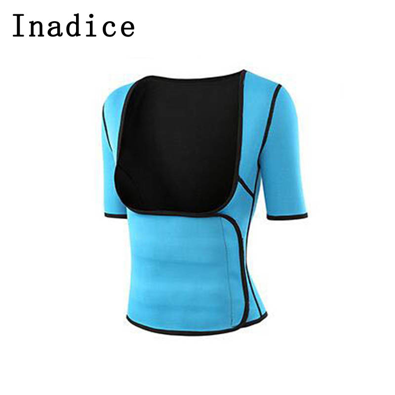 Inadice Ladies Cummerbunds Short Sleeve Corset Belt Neoprene Waist Belt Solid Elastic Belt Fashion Waist Trainer Trimmer Belt