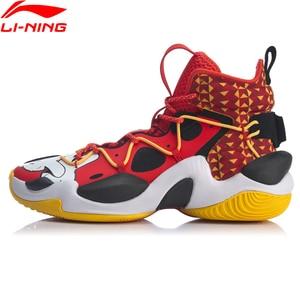 Image 3 - Li Ning Men POWER VI PREMIUM Professional Basketball Shoes Cushion LIGHT FOAM LiNing li ning CLOUD Sport Shoes ABAQ011 XYL306