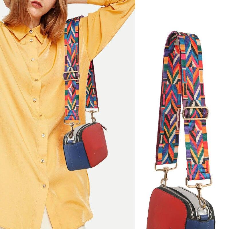 MEDADA New  Accessory Bag Part Adjustable Belt For Bags Strap Handbag Belt Wide Shoulder Bag Strap Replacement Strap