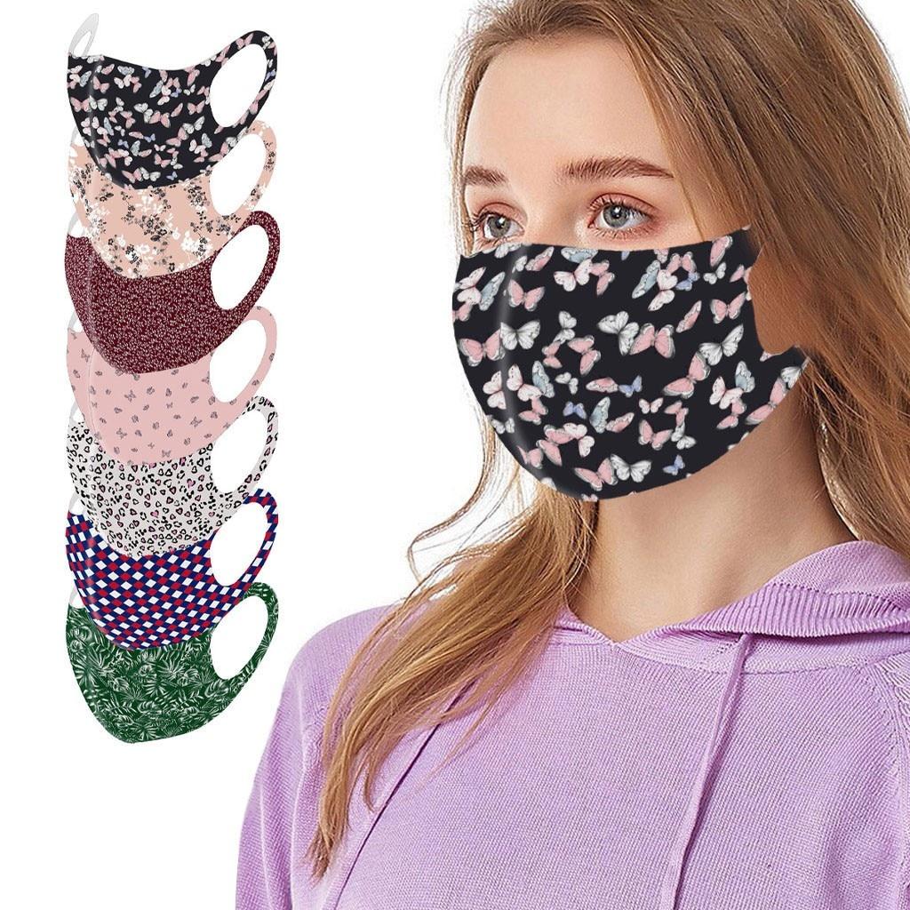Маски для взрослых унисекс с рисунком маленького сердца Pm2.5 Пыленепроницаемая маска для безопасного удержания удобные Маки Многоразовые моющиеся Маки|Женские маски|   | АлиЭкспресс