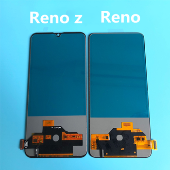 100% Tested original For OPPO Reno Z  Full LCD Screen Display Touch Screen Digitizer Assembly for oppo Reno Z цена 2017