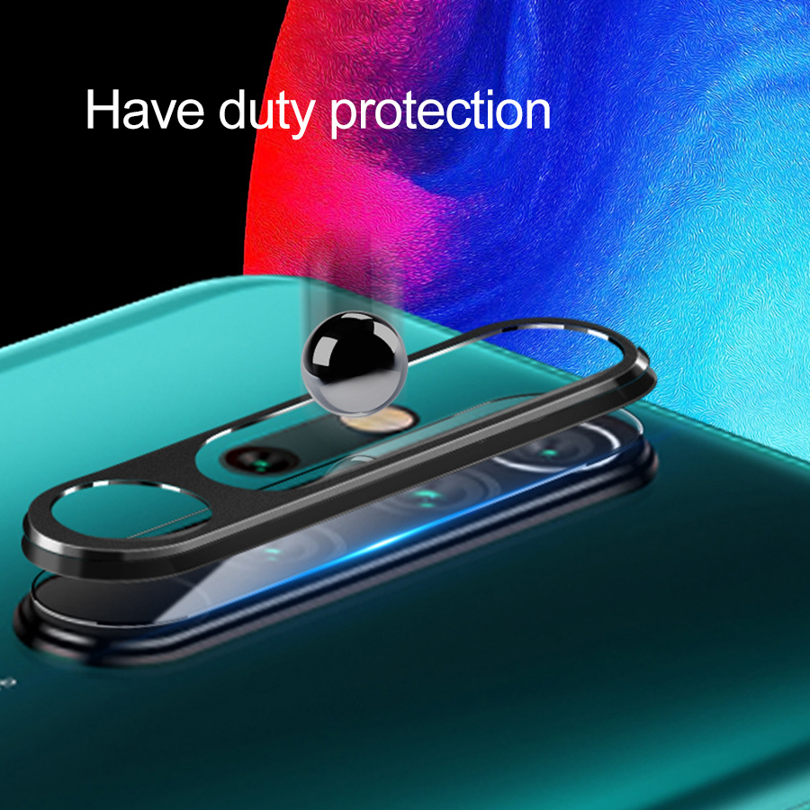 H005c44c4a33b4fe2bfb0e4fd0d2cac1by - Camera Protector Glass For Xiaomi Redmi Note 8 7 K20 Pro Tempered Glass & Metal Rear Protective Ring For Redmi Note 8 Full Case