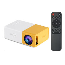 2020 1080p led mini projetor de bolso de teatro em casa projetor com hdmi-compatível com usb, vídeo beamer opção android projetor