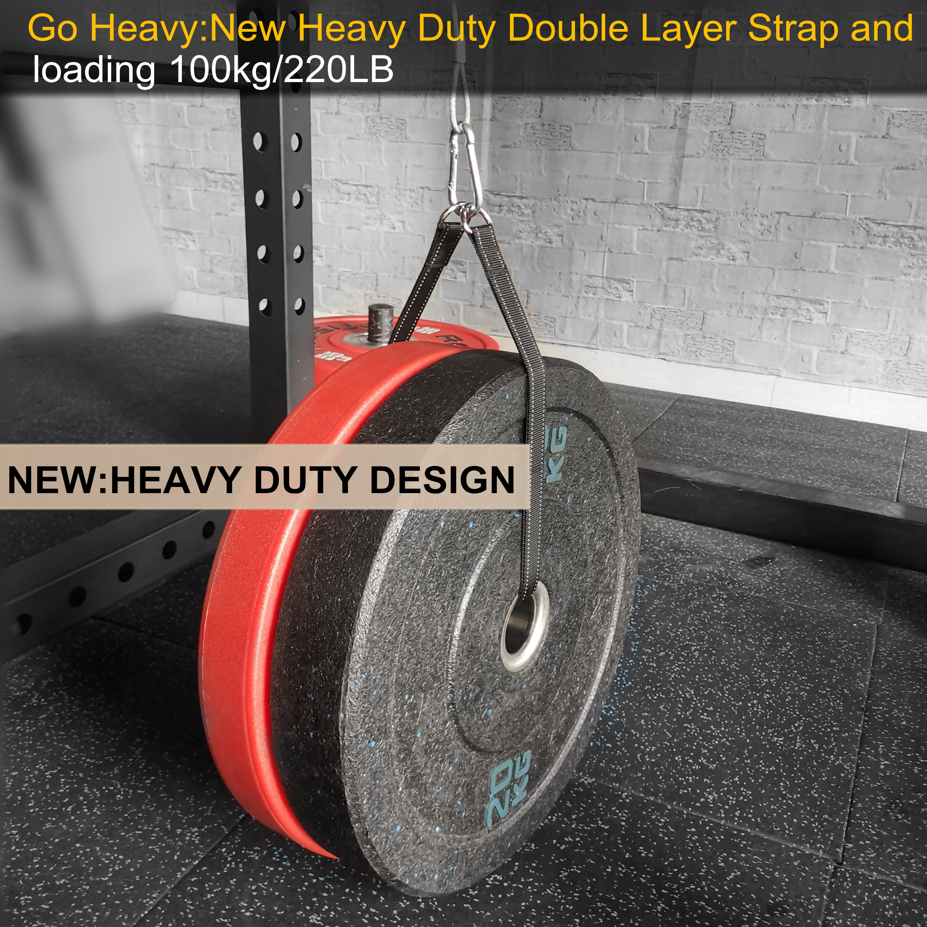 Fitness DIY Pulley Cable Machine For Home Fitness 5