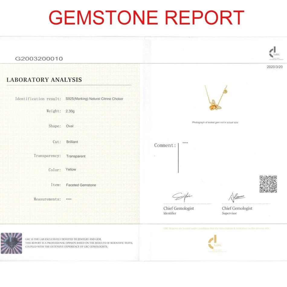 Edelstein Forschung Chinalab Edelstein Bericht Gelten Für Schmuck Prüfung  Zertifikat Englisch Version