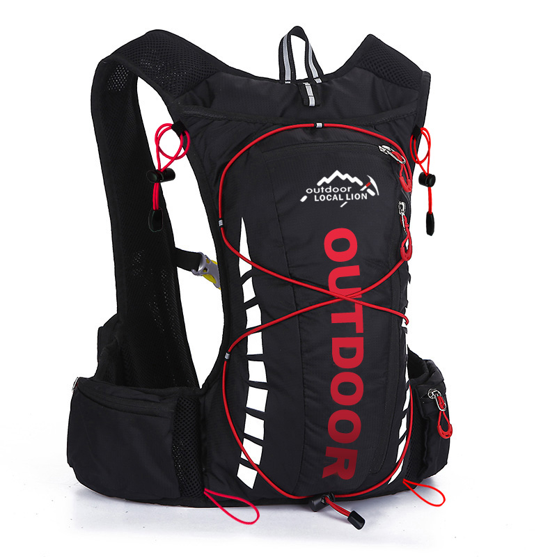 8L Waterproof Mtb Bicycle Bike Water Bag Backpack Outdoor Sports Men Women Hiking Riding Hydration Cycling Backpack