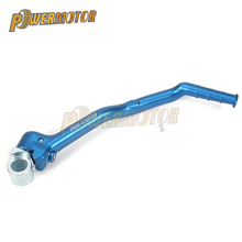 New Forged Kick Start Starter Lever Pedal Arm For Yamaha YZ250F 10-16 WR250F 15-16 Dirt Bike Off Road Motorcycle PowerMotor