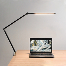Artpad 8W Clamp โคมไฟตั้งโต๊ะ 3 ความสว่าง Dimming พับ LED โมเดิร์นตารางสำหรับสำนักงานธุรกิจอ่าน