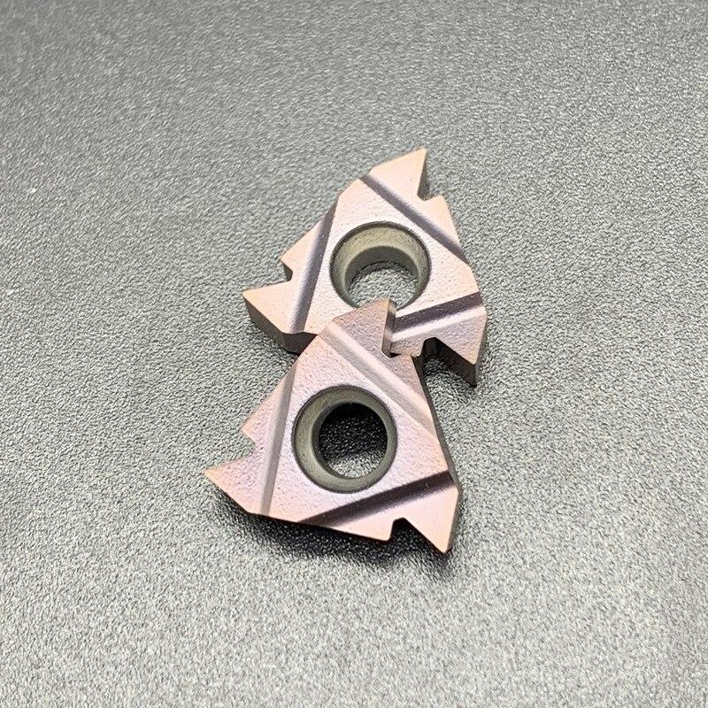 Купить с кэшбэком 10PCS MMT 16ER AG60 VP15TF External Turning Tools Carbide insert Lathe cutter Tool Tokarnyy turning insert