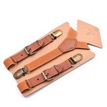 Kids Suspenders Braces Bretels Elastic Lovely Baby 3-Clip Y-Back Child Adjustable Girls