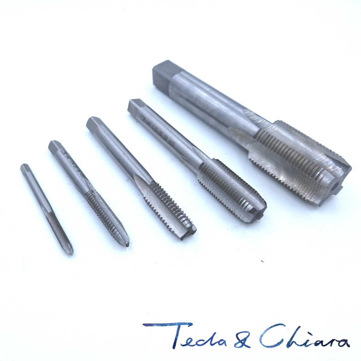 New HSS 14mm x 1 Metric Taper /& Plug Tap Right Hand Thread M14 x 1mm Pitch