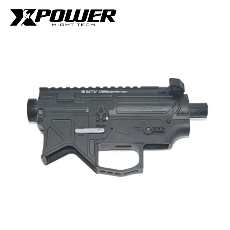 XPOWER BD556 Receiver M4 Airsoft Accessoires AEG Nylon Gel Blaster Paintball Equipment Outdoor Sport