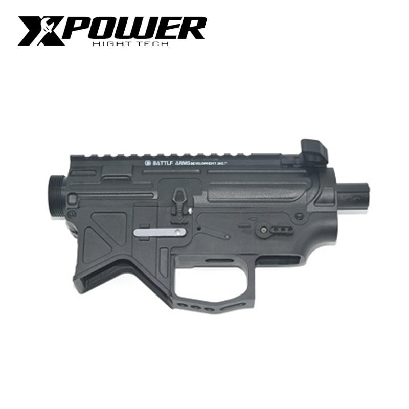 XPOWER BD556 Receiver M4 Airsoft Accessoires AEG Nylon Gel Blaster Paintball Equipment Outdoor Sport