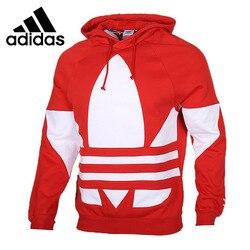 Оригинальный Новое поступление Adidas Originals BG тройной капюшон Мужской пуловер толстовки спортивная одежда