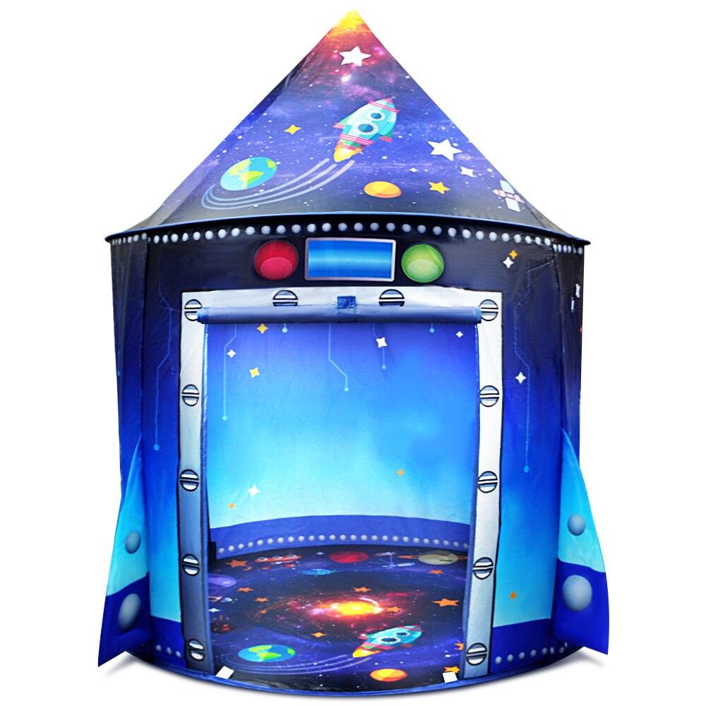 Дворовая детская палатка, детская игровая площадка, детский тент, портативный детский игровой домик, Детские космические игрушки, игровой домик для детей|Игровые палатки|   | АлиЭкспресс