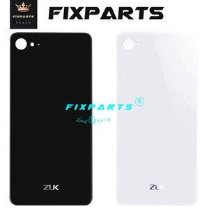 Zuk z2 Glass Battery Back Cover Lenovo ZUK Z2 housing Back Door Cover Cases + 3M Adhesive New Repair Lenovo ZUK Z2 Back Cover