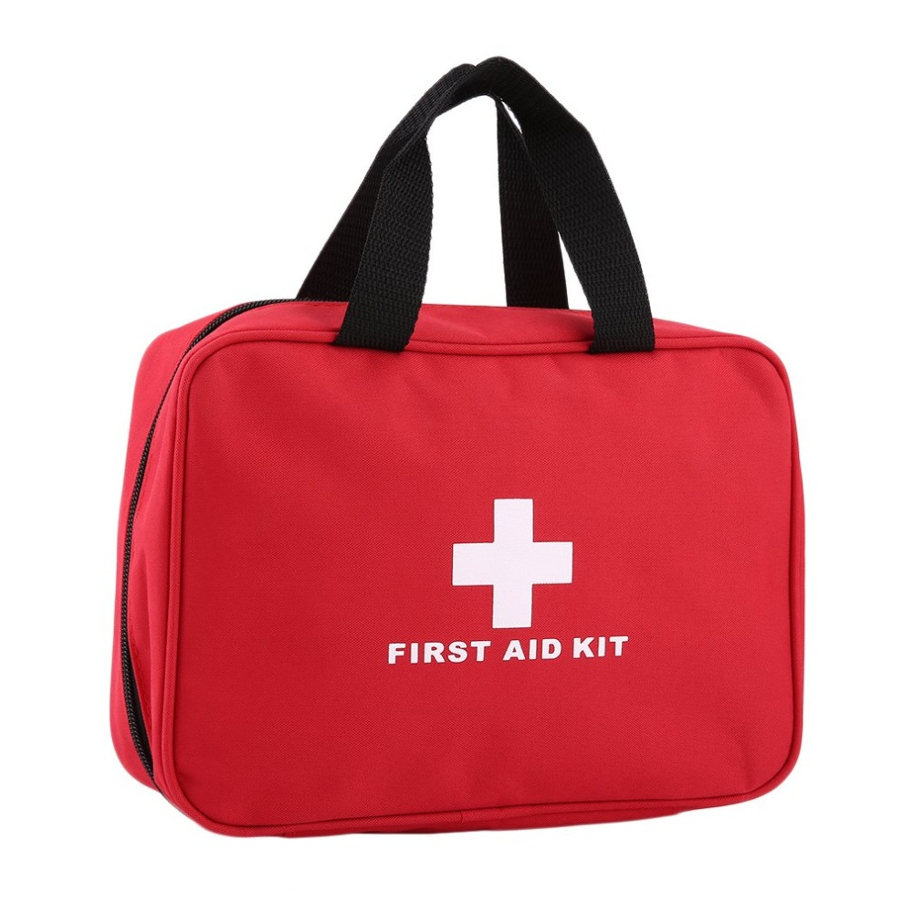 Emergency Kit First Aid Kit Bag Outdoor Home Medical Survival Empty Bag Multifunctional Medical Hand Bag For Camping Travel