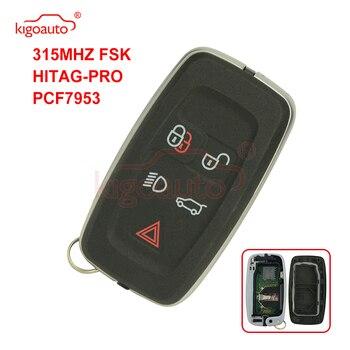 Kigoauto AH22-15K601-AD smart key 315Mhz 5 button for Landrover Range Rover Sport LR4 2010 2011 2012 2013 2014 2015