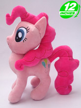 "Licorne Pinkie Pie peluche cheval figurines 12 ""30 CM(China)"