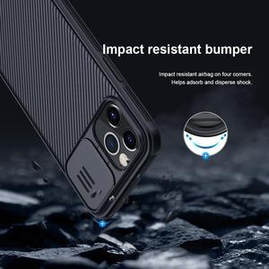 Image 4 - Nillkin caso de proteção da câmera para o iphone 12 pro max 11 11 pro max 8 7 se 2020 caso slide lens proteger casos capa de privacidade