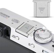 JJC 2PCS Camera Hot Shoe Cover Protector for Fujifilm Fuji X100V XE4 XT4 XT3 XT2 XT1 XT30 XT20 XT10 XE3 XE2S XT200 XT100 X100F