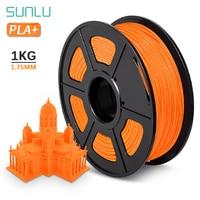 Filamento PLA SUNLU PLA PLUS 1KG 1.75mm filamento stampante 3D materiali di consumo pla PLA Plus filamento estrusore per artigianato fai-da-te