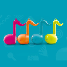 Musical Tadpole Electronic Musical Melody Instrument Charm Electronic Organ Toy Education Baby Toy Family Games(China)