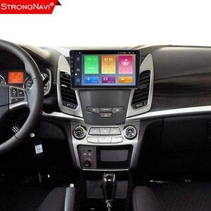 Image 5 - アンドロイド 10.0 オクタコア 4 ギガバイトのram 64 ギガバイトrom車dvd gpsのマルチメディアプレーヤー車双竜korandoで用 2014 ラジオヘッドユニット 4 グラム