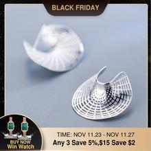 Minimalismus Ohrringe 925 Silber Koreanische Ohrringe Schmuck Vintage Brincos Boho Pendientes Kolczyki Ohrringe Ohrringe für Frauen