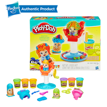 Hasbro Play-Doh Crazy Cuts Plasticine Non-Toxic Clay Play Doh Set Educational Toys Light Soft Modeling Clay DIY Toy hasbro play doh tootie the unicorn ice cream set with 3 non toxic colors featuring play doh color swirl compound