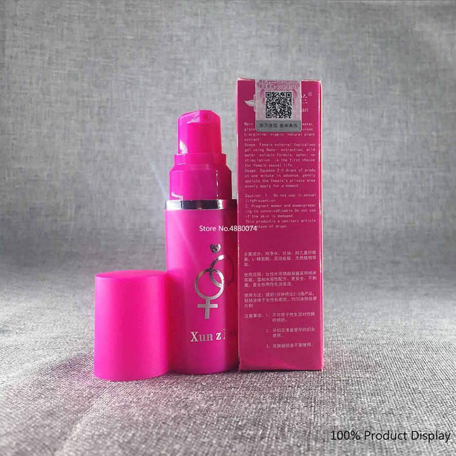 Herbal Alami Wanita Stimulan Seksual Aphrodisiac untuk Wanita Seks Orgasme Gel Klimaks Semprot Meningkatkan Vagina Wanita Libido Spray