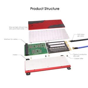 Image 3 - Deligreen 15S 100A 150A 200A 48В BMS для аккумуляторной батареи LiFePO4, защитная плата 18650 для sccoter ebike