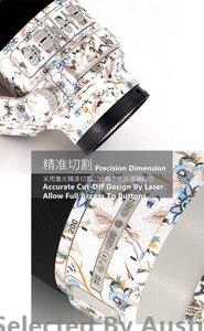 Image 2 - Objektiv Haut Aufkleber Aufkleber Anti scratch Protector Für Sony FE 70 200 2,8 GM Wrap Abdeckung Fall