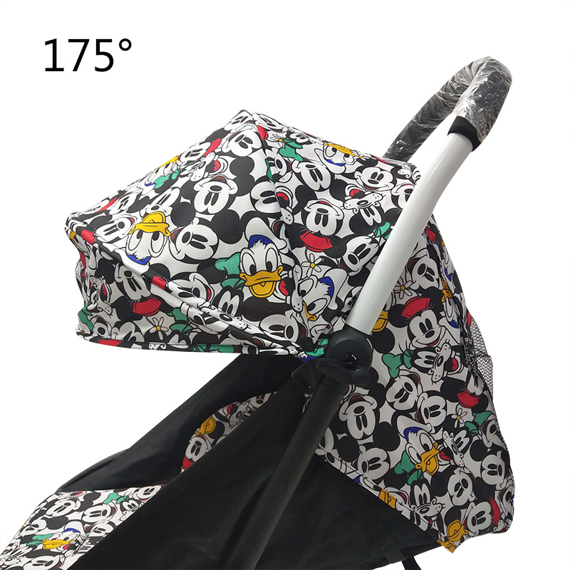 Stroller-Accessories Cushion-Pad Yoyo Seat-Liners Mattress Hood Sun-Shade-Cover Baby-Time