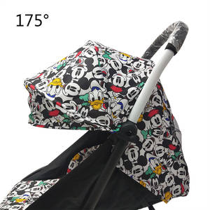 Stroller-Accessories Cushion-Pad Seat-Liners Mattress Hood Sun-Shade-Cover Babyzen Yoyo